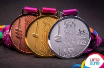 ¡Hermosas! Estas serán las medallas que entregarán en Lima 2019