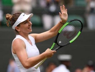 La tenista se impuso en la final a Serena Williams