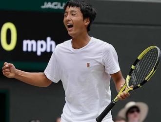 El tenista tiene 16 años de edad l Foto: Cortesía
