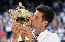 ¡Sigue mandando! Novak Djokovic alzó su quinto trofeo de Wimbledon
