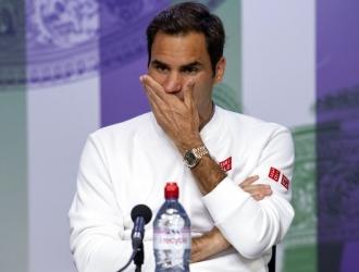 Federer duda que participe en tierra batida / Foto: AP