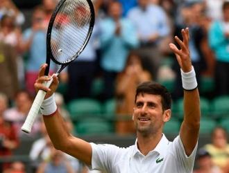 Djokovic alabó a Federer y Nadal / Foto: Cortesía