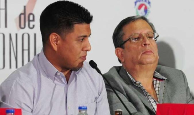 Infante se reunión con la Liga este lunes / Foto: David Urdaneta