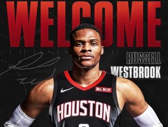 Rockets confirmaron la llegada de Westbrook / Foto: Cortesía