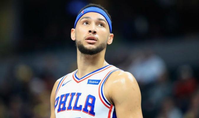 Simmons será una gran ausencia para Australia // Foto: AP