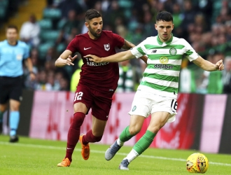 El Celtic se apuntó a la segunda ronda de la competición // Foto: AP