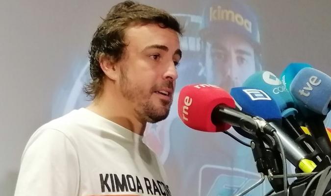 Alonso habló sobre su futuro / Foto: Cortesía