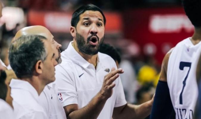 Vásquez asomó la posibilidad del retiro de las canchas / Foto: Cortesía
