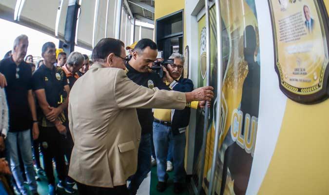 El cuadro tachirense abrió las puertas / Foto: Cortesía