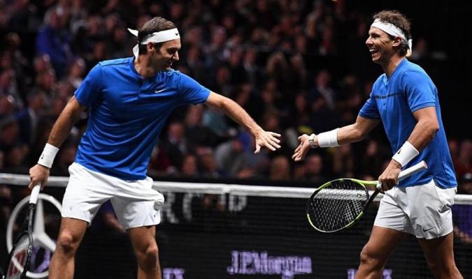 Federer y Nadal jugarán en Sudáfrica / Foto: Cortesía