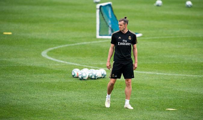 Bale está en la órbita de la Liga china/ Foto EFE