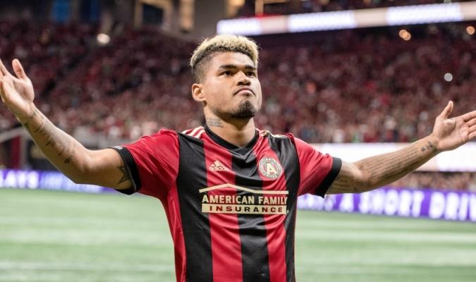 Martínez llegó al gol 16 de la campaña y al 70 en Atlanta | Foto: Cortesía