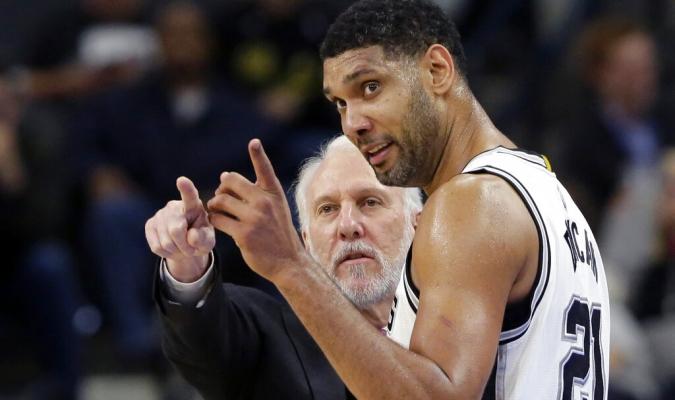 Duncan regresa a San Antonio como entrenador | Foto: AP
