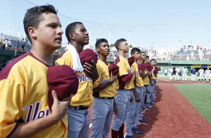 El serpentinero venezolano Sander Trujillo no permitió indiscutibles / Foto Cortesía