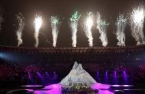 Lima se vistió de gala en la inauguración de los Juegos Panamericanos