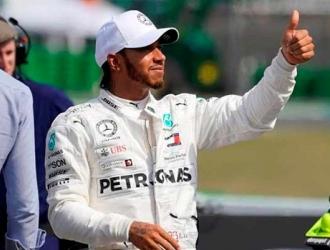 El piloto consiguió la 'Pole' en la tercera ronda de clasificación l Foto: Cortesía