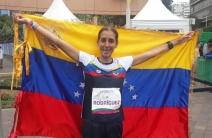 ¡Un gran respaldo! Arelys Rodríguez fue ovacionada en Lima