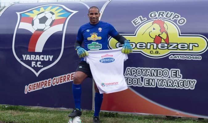 Toyo viene de jugar en República Dominicana / Foto: Yaracuy FC