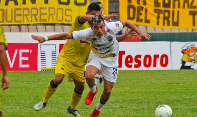 Cermeño fue titular en el duelo / Foto: Deportivo Táchira