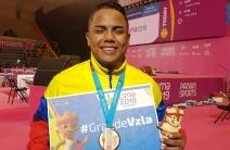 ¡Otra más! Keydomar Vallenilla logró una medalla de bronce
