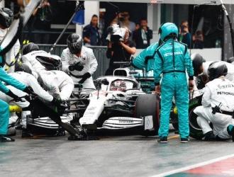 Hamilton apuesta por los cauchos blandos / Foto: Cortesía