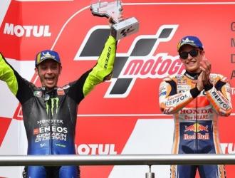 Márquez no creo los rumores sobre Rossi / Foto: Cortesía