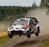 Tanak conquistó el rally de Finlandia / Foto: Cortesía