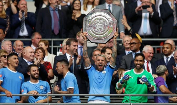 Manchester City y Liverpool protagonizaron un duelo épico/ Fotos AP