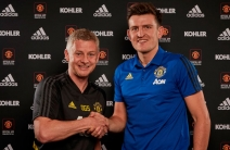 Maguire es el nuevo fichaje del Manchester United