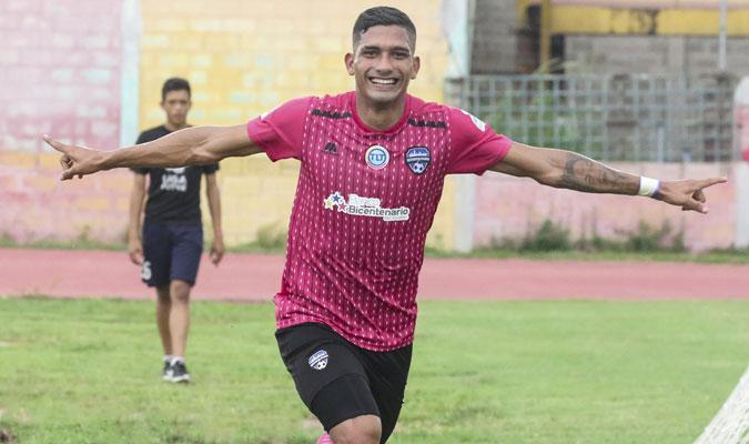Gómez lleva tres goles en dos partidos || Foto: Metropolitanos FC