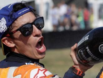 Márquez es líder destacado del campeonato/ Foto AP