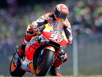 Márquez nunca ha ganado en Austria/ Foto