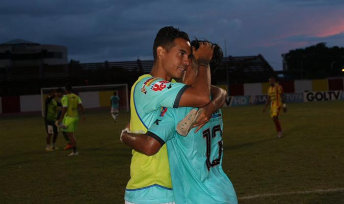 Los andinos vencieron 2-1 al Aragua en la fecha anterior l Foto: Cortesía