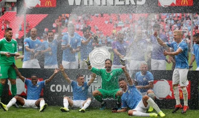 City lidera entre los equipos de la Premier / Foto: Cortesía