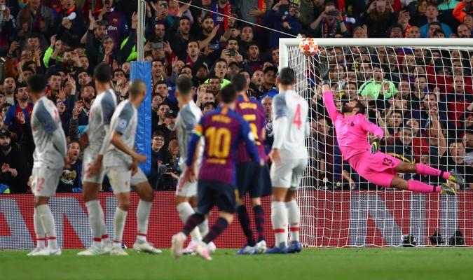 Messi se alzó con el mejor Gol de Temporada / Foto: Cortesía
