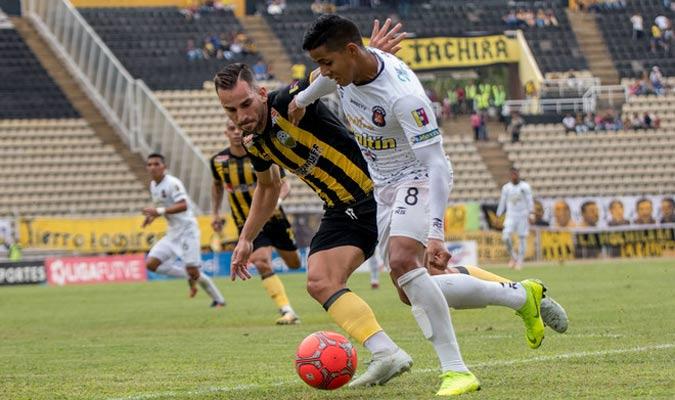 Celis y Camacho estarán en este duelo || Foto: Cortesía