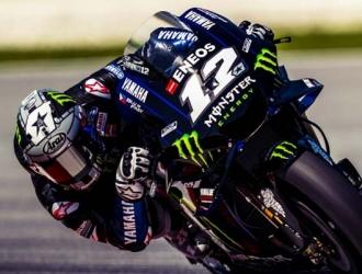 Viñales compite para el equipo Yamaha l Foto: Cortesía