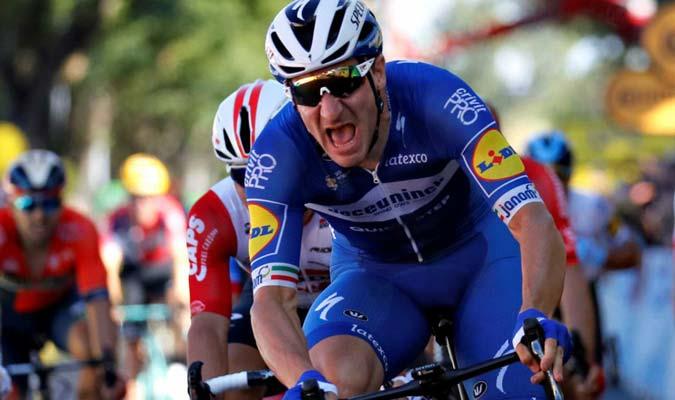 El ciclista había ganado medalla de plata en 2017 l Foto: Cortesía