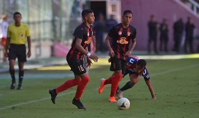 Castillo cuenta con 18 años || Foto: Deportivo Lara