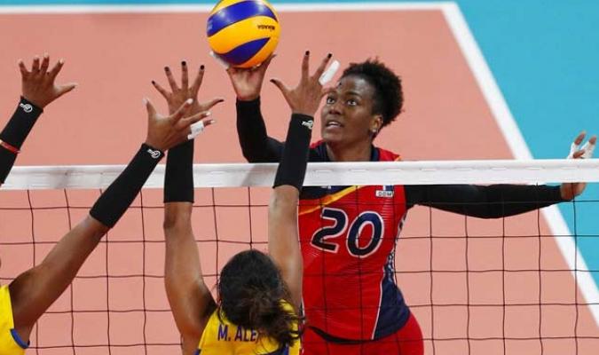 Las dominicanas no conseguían el oro desde 2003 / Foto: AP