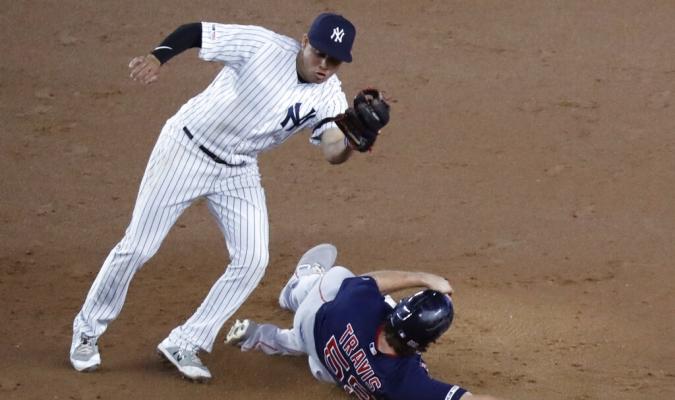 Valera defenderá la segunda base y bateará noveno / Foto: AP