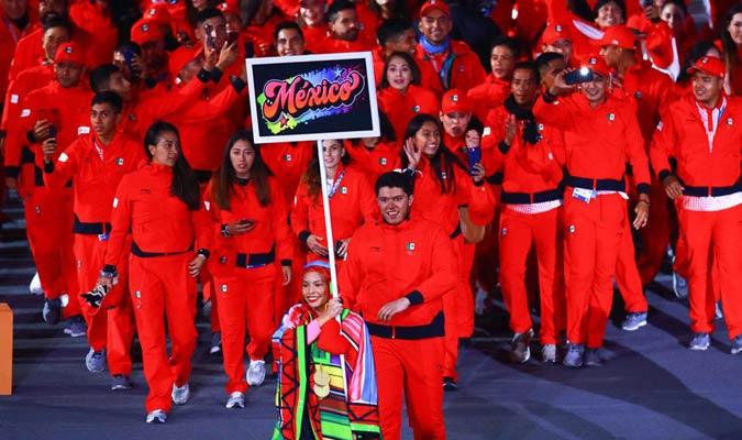 México retribuirá a todos sus atletas/ Foto Cortesía