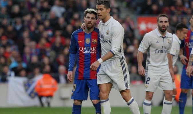 Cristiano explicó qué le diferencia de Messi / Foto: Cortesía