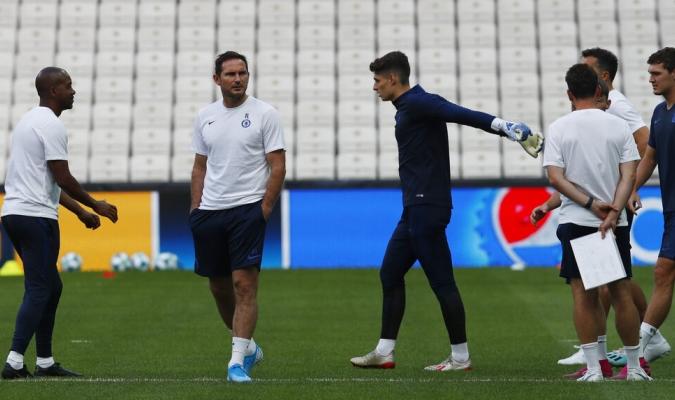 Lampard disputará su primer título como técnico Blue / Foto: AP