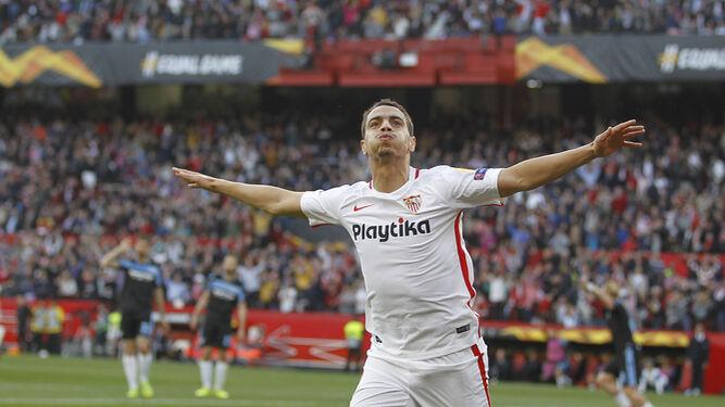 El delantero anotó 70 goles durante su ciclo con el Sevilla l Foto: Cortesía