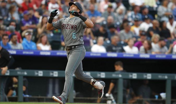 Peralta sacó el jonrón 11 de la temporada / Foto: AP