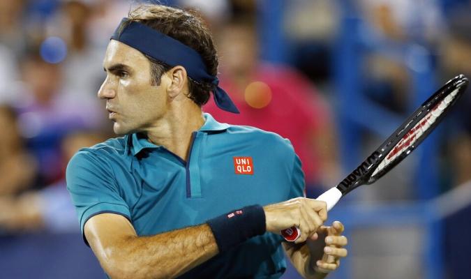 Federer avanzó en su primera presentación / Foto: AP