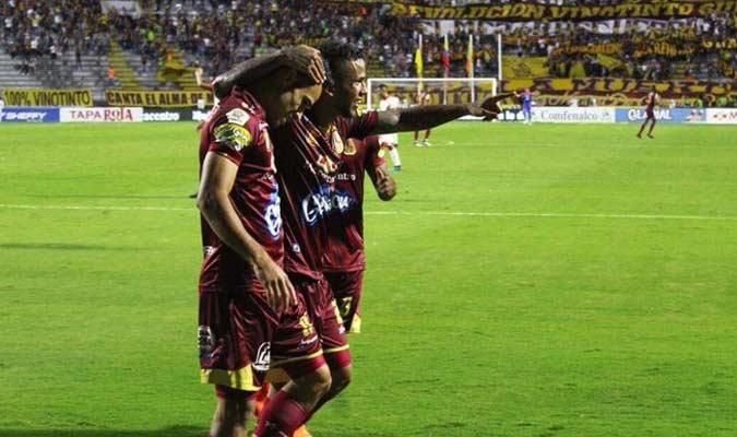 El venezolano marcó su segundo gol de la temporada / Foto: Cortesía