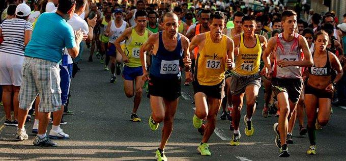 Más de 1.200 atletas particparán / Foto: Archivo