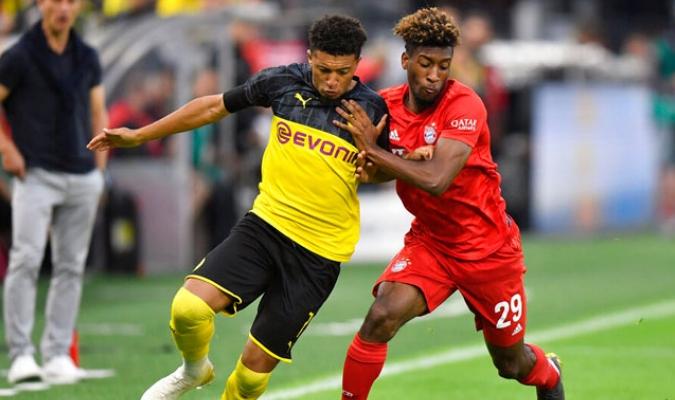 El Bayern dominó y tuvo ocasiones, pero no brilló / Foto: Cortesía